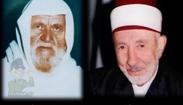 Dialog Antara Syeikh Albani Dengan Syeikh Dr.Ramadhan Al Buti
