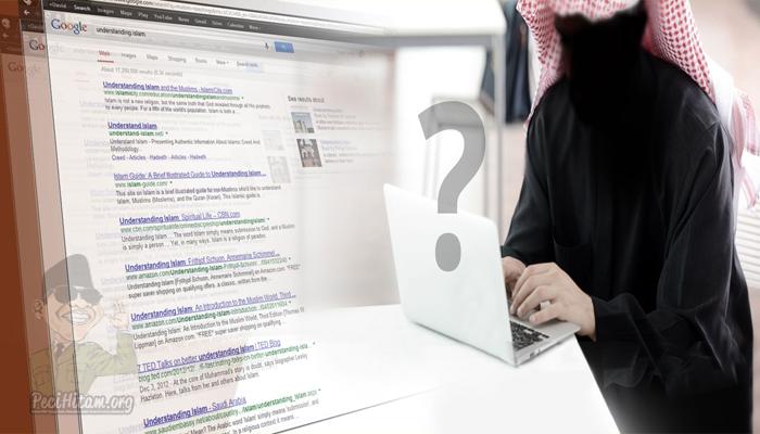 Inilah Alasan Kenapa Anda Tidak Boleh Belajar Islam Lewat Google