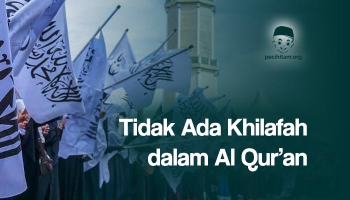 Al Quran Tak Pernah Sebut Khilafah, HT Jangan Bikin Kacau!