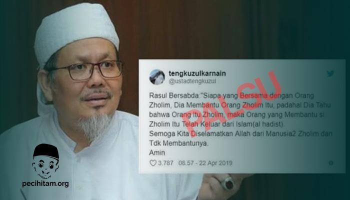 Ini Alasan Orang Membuat Hadits Palsu, Salah Satunya untuk Merusak Islam dari Dalam