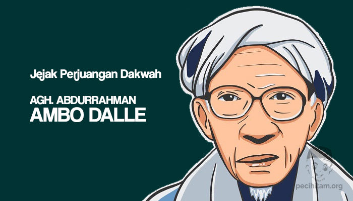 Perjuangan Dakwah Anre Gurutta Ambo Dalle