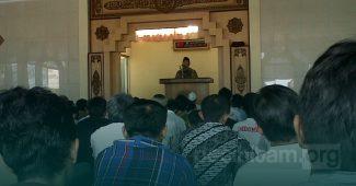 Syarat Wajib Shalat Jumat