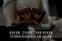 Hukum, Syarat Dan Rukun Pernikahan Dalam Islam