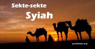 sekte-sekte syiah