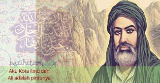 Ketika Kaum Khawarij Iri dengan Sabda Nabi Ali bin Abi Thalib Adalah Pintu Ilmu