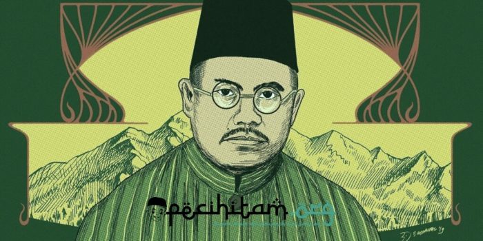Mengenal Kyai Ahmad Sanusi; Seorang Pahlawan Nasional dari Sukabumi