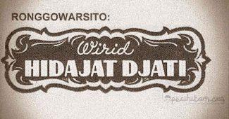 Wirid Hidayat Jati