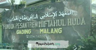 Pondok Pesantren Miftahul Huda (Gading); Pesantren Tertua di Malang