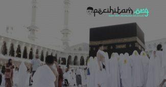 Berbeda dengan Wajib Haji, Rukun Haji Tidak Bisa Digantikan dengan Apapun