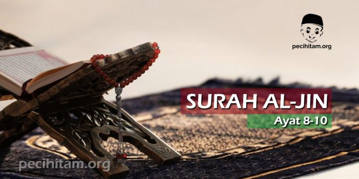 Surah Al-Jin Ayat 8-10