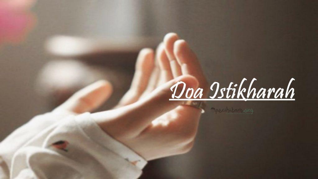 Doa Istikharah: Niat Sholat, Waktu, Tata Cara dan Doanya ...