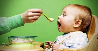 hukum mengunyah makanan pada bayi saat puasa