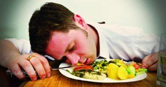 tidur setelah makan sahur