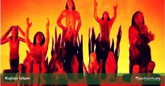 wanita lebih ramai masuk neraka
