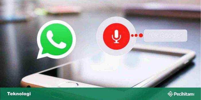 Fitur Google Assintant untuk Sarana Silaturahim