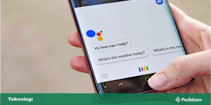 Google Assintant untuk Sarana Ibadah