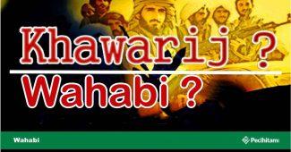 Khawarij dan Wahabi