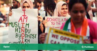 Konflik Identitas dan Cermin Sosial