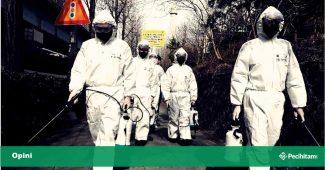Urgensi Teologi Lingkungan di Masa Pandemi Corona