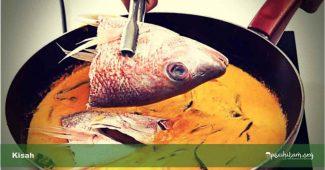 gus dur dan kepala ikan