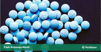 hukum memakai obat kuat