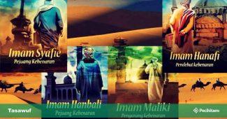 tasawuf menurut 4 imam madzhab