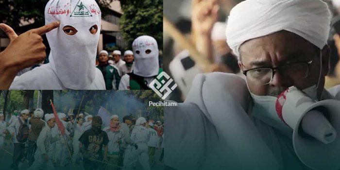 Rizieq Shihab, Antara Revolusi Akhlak atau Gerakan Kekerasan Atas Nama Agama